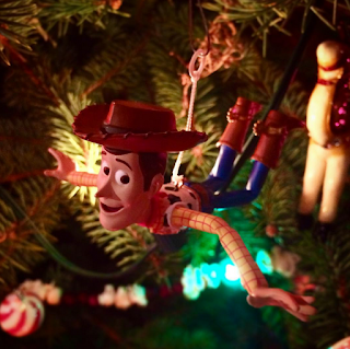 woody keepsake ornament