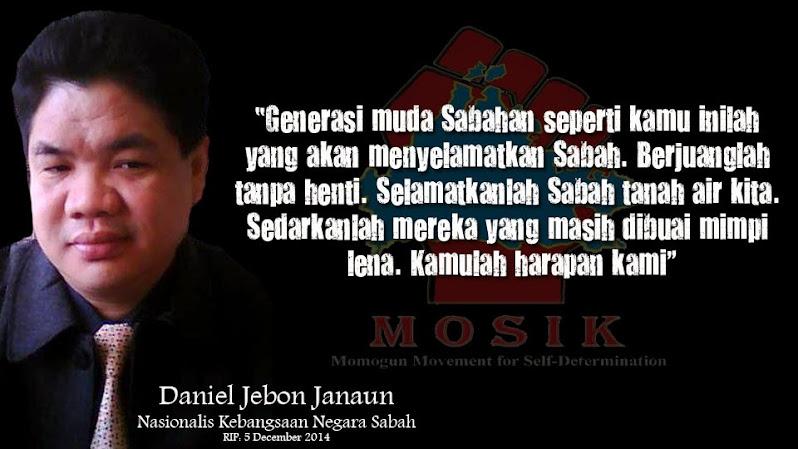 Untuk Generasi Muda Negara Sabah