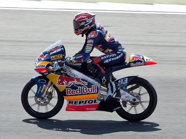Foto Marc Marquez MotoGP 11