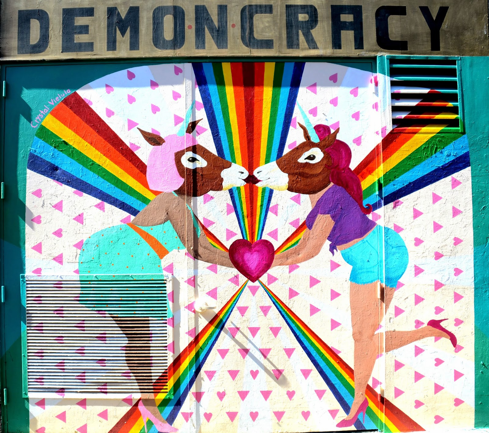 Demoncracy, by Rigo 23 - 2012
