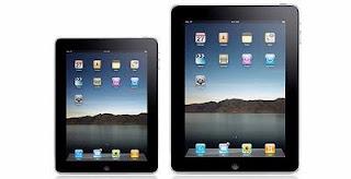 Apple Uji Layar 7 Inci untuk iPad Mini