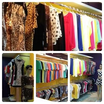 Visual 10 a mais nova loja de roupa acessórios da moda em Santo Antônio