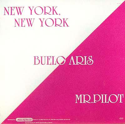 Buelo Aris - New York, New York (Maxi)