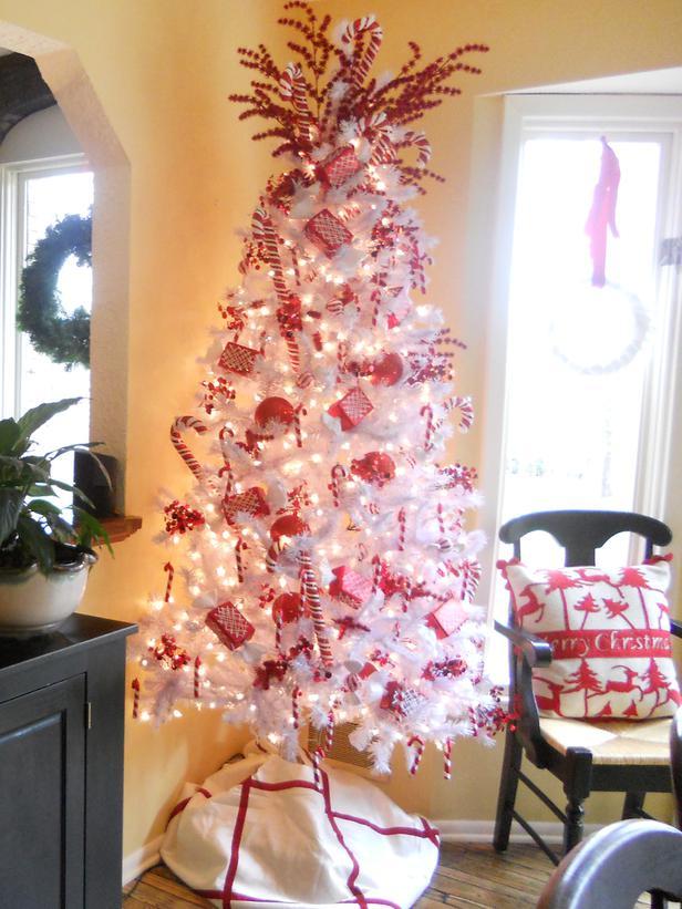 lindos arboles de navidad blancos - Arboles De Navidad Blancos