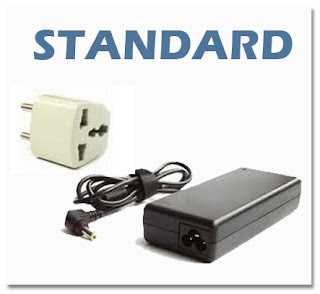 ac adapter, outlet, standard