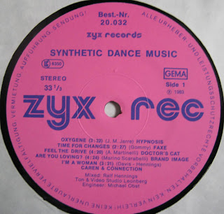Synthetic Dance Music