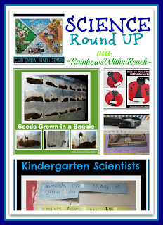 photo of: Science for Young Children, Preschool + Kindergarten Experiments (RoundUP via RainbowsWIthinReach)