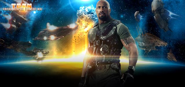 Dwayne Johnson va juca şi va produce comedia sci-fi de acţiune Alpha Squad Seven