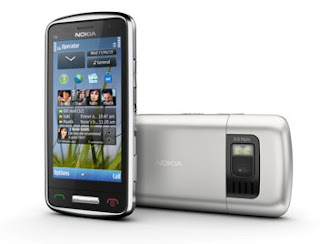 Nokia C6-01 begins shipping