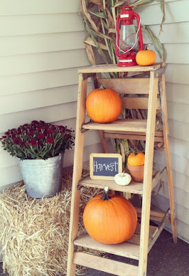 decorating for fall halloween