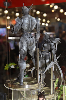 Square Enix Play Arts 2013 Toy Fair Display - DC Universe The Flash figure