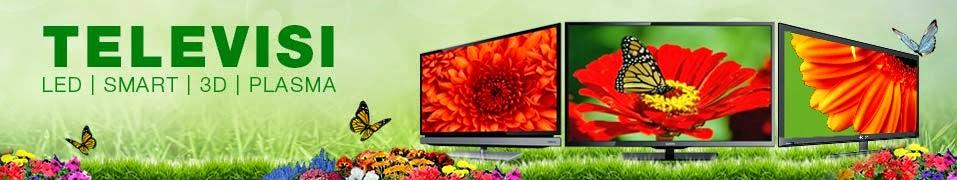 Jual TV Baru dan Bekas Harga Murah