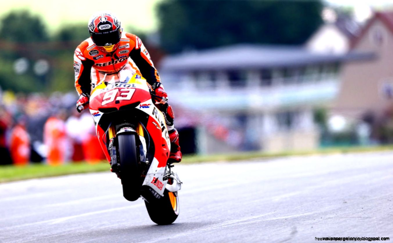 Photo Marc Marquez Hd Wallpaper  Free High Definition Wallpapers