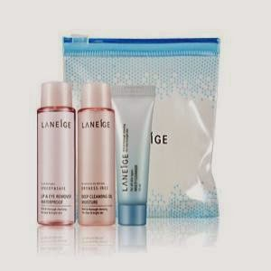 Laneige Cleansing trial kit