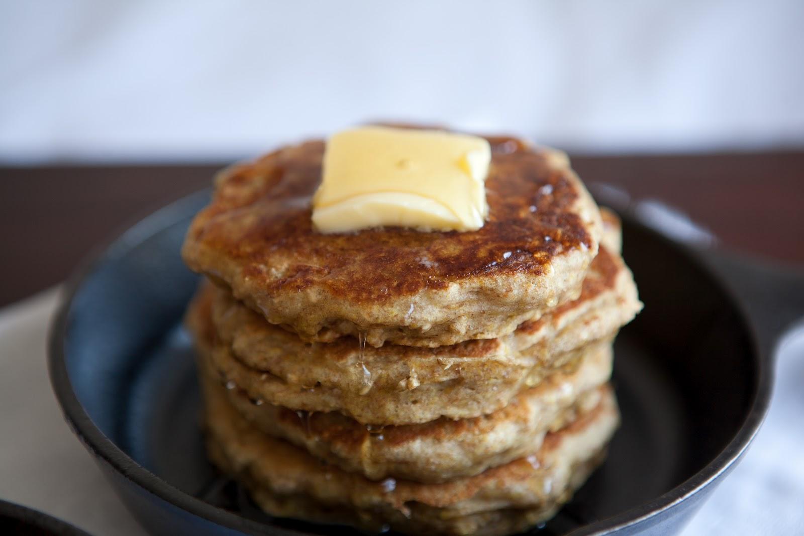 Flour Child Irish Soda Bread Pancakes