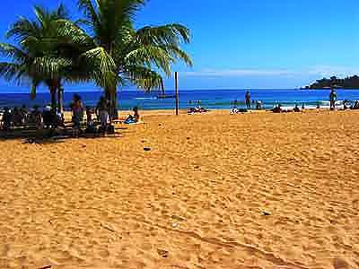 Playa Portete, Limón
