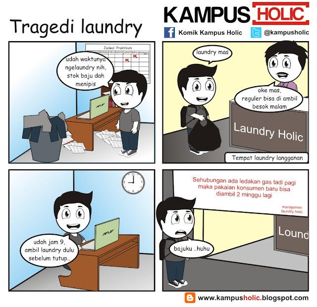 #115 Tragedi laundry mahasiswa