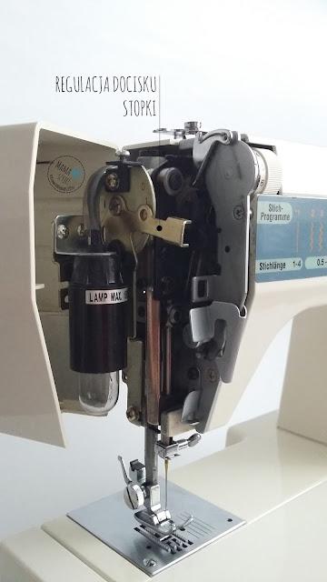 blog o szyciu dla dzieci, recenzja maszyny do szycia, jaką maszynę kupić na początek