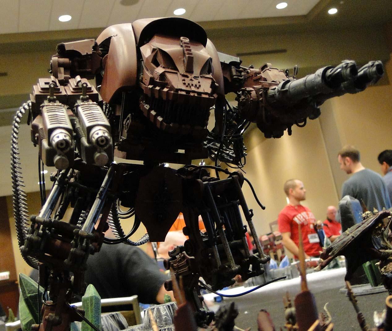 Imperator Class Titan Build Guide
