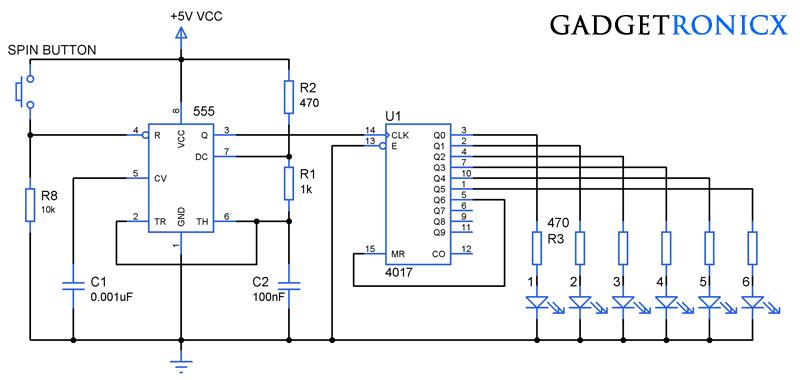 electronic-dice-circuit-diagram-schematic
