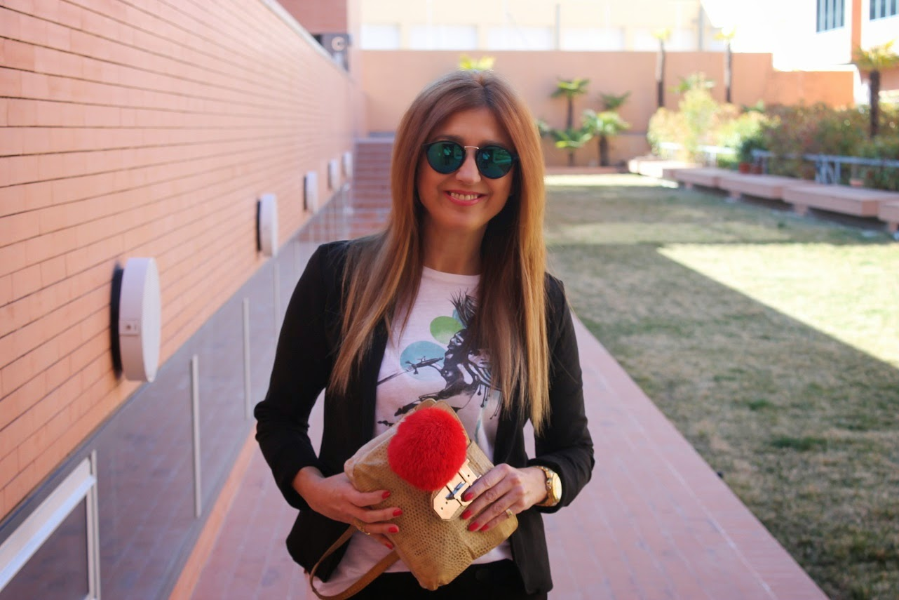 Blog de Moda, street style, Cool, Carmen Hummer, Bolso Vintage, Bag, tendencia, Agender, Lifestyle