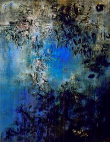 ZAO Wou-ki Composition no.8 1958