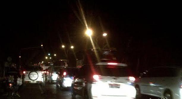 Puncak Arus Mudik, Malam ini Comal Hingga Pekalongan Jalanan Mulai Padat