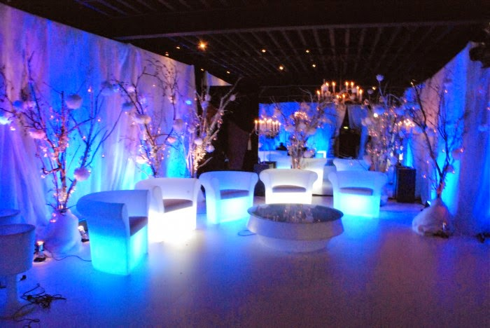 Decoracion de Bodas Lounge, parte 6