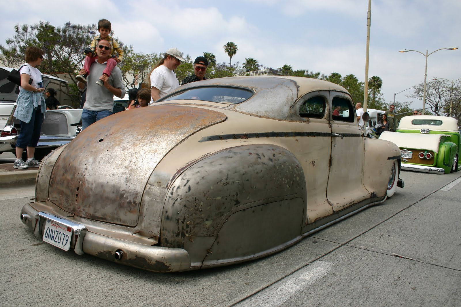 Bound By Fate Blogspot George Barris 2011 Culver City Car