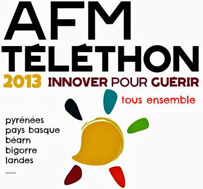 téléthon 2013 à CAMBO LES BAINS