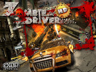 Free Download Games Zombie Driver HD Full Version
