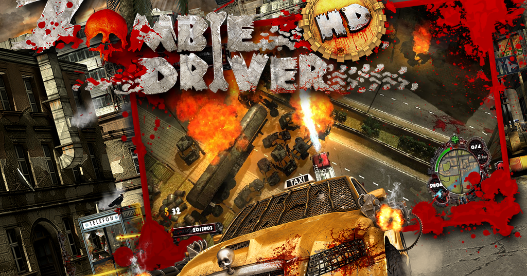 Download Zombie Driver HD For PC Full Version ZGASPC - ZGAS-PC