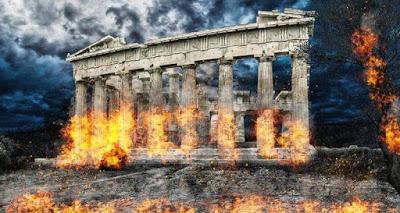 Αποχαιρετισμός στην Ελλάδα