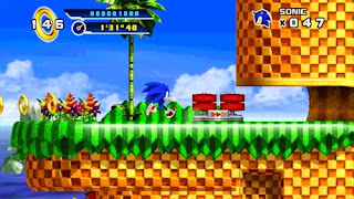 Game Sonic 4™ Episode APK MOD (UNLOCKED ALL) Terbaru
