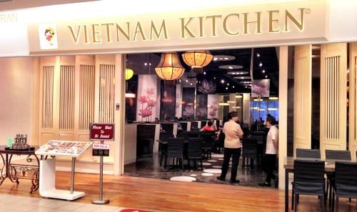 Vietnam Kitchen 1 Utama Pj Spicy Sharon Malaysian Food