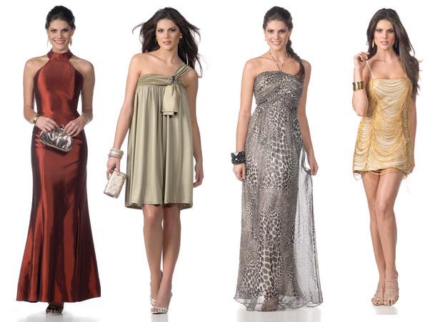 vestidos de festa longos. os vestidos de festa