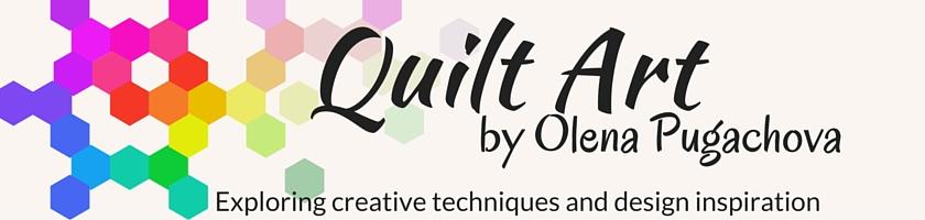 Quilt Art by Olena Pugachova