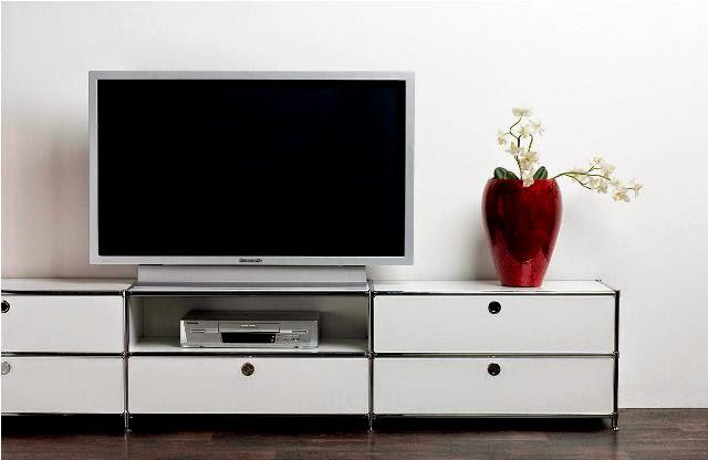 Tukang Taman Kalimantan model rak tv minimalis modern