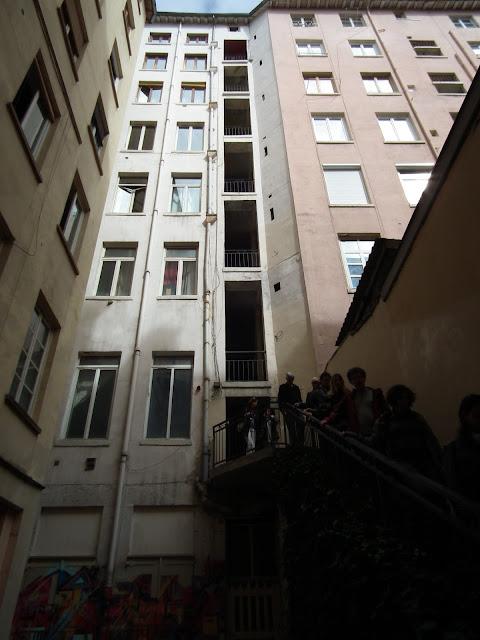 Lyon, Tour, Silk