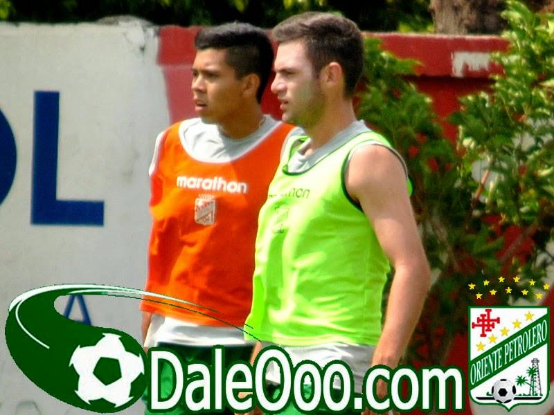 Oriente Petrolero - Alan Mercado - Fernando Saucedo - DaleOoo.com página del Club Oriente Petrolero