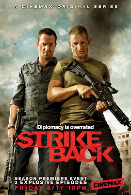 Strike Back - Season 2 - Promo Posters