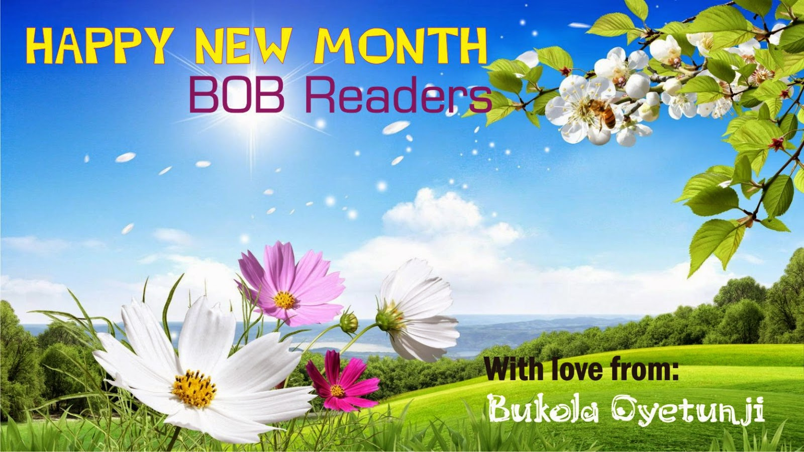 Happy new month bob readers welcome to the ember months where all your