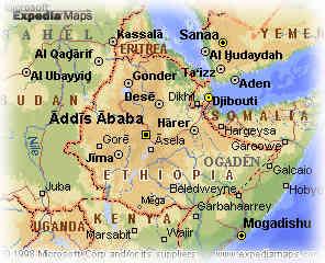 As dez tribos perdidas: Etiópia