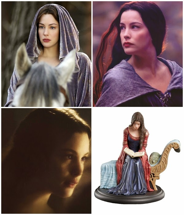 Liv Tyler as Arwen Undomiel: The Lord of the Rings Movie