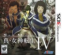 shin megami tensei iv box art Shin Megami Tensei IV (3DS)   Game Details (Opening Spoilers Warning)