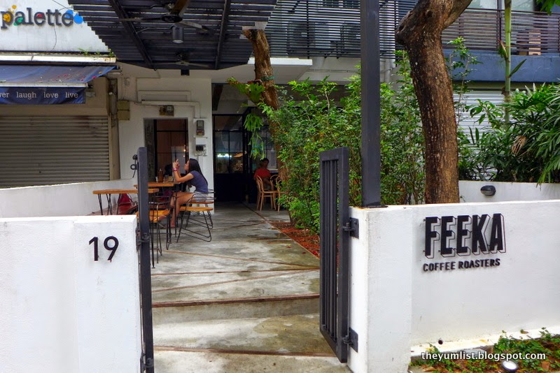 Feeka, Coffee Roasters, Changkat Bukit Bintang, cafe, coffee