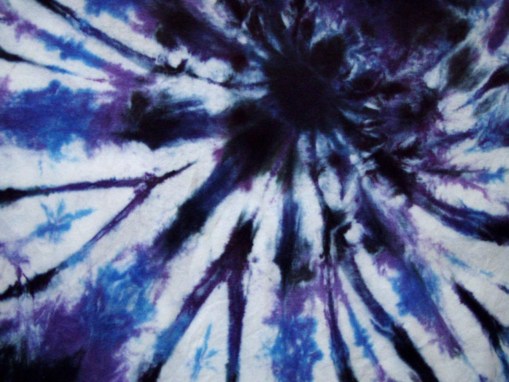 Free Wallpaper Dekstop: Tie Dye Wallpaper