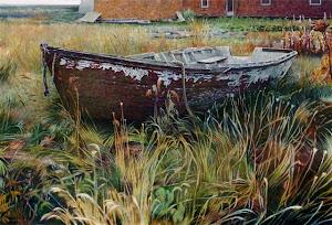 """""""Ninilchik Boat"""""""