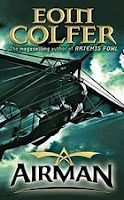 Steampunk Book Airman Eoin Colfer