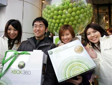 sales of the Xbox 360